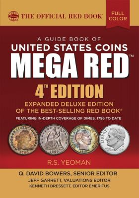 Whitman Publishing: A Guide Book of United States Coins MEGA RED, R. S. Yeoman
