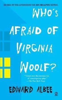Who's afraid of Virginia Woolf?, Edward Albee