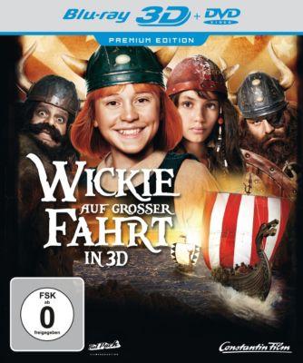Wickie auf grosser Fahrt - 3D-Version, Diverse Interpreten