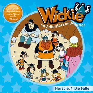 Wickie und die starken Männer: Die Falle, Der Wettlauf, Die Flucht, Wickie