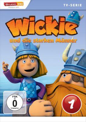 Wickie und die starken Männer - DVD 1, Diverse Interpreten