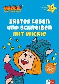 Wickie und die starken Männer: Erstes Lesen und Schreiben mit Wickie -  pdf epub