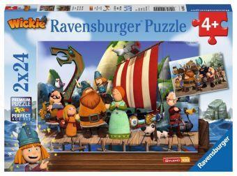 Wickie und seine Freunde (Kinderpuzzle)