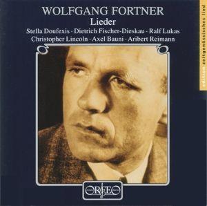 Widmungen/Shakespeare-Songs/Farewell/Terzinen, Doufexis, Lincoln, Bauni, Lukas