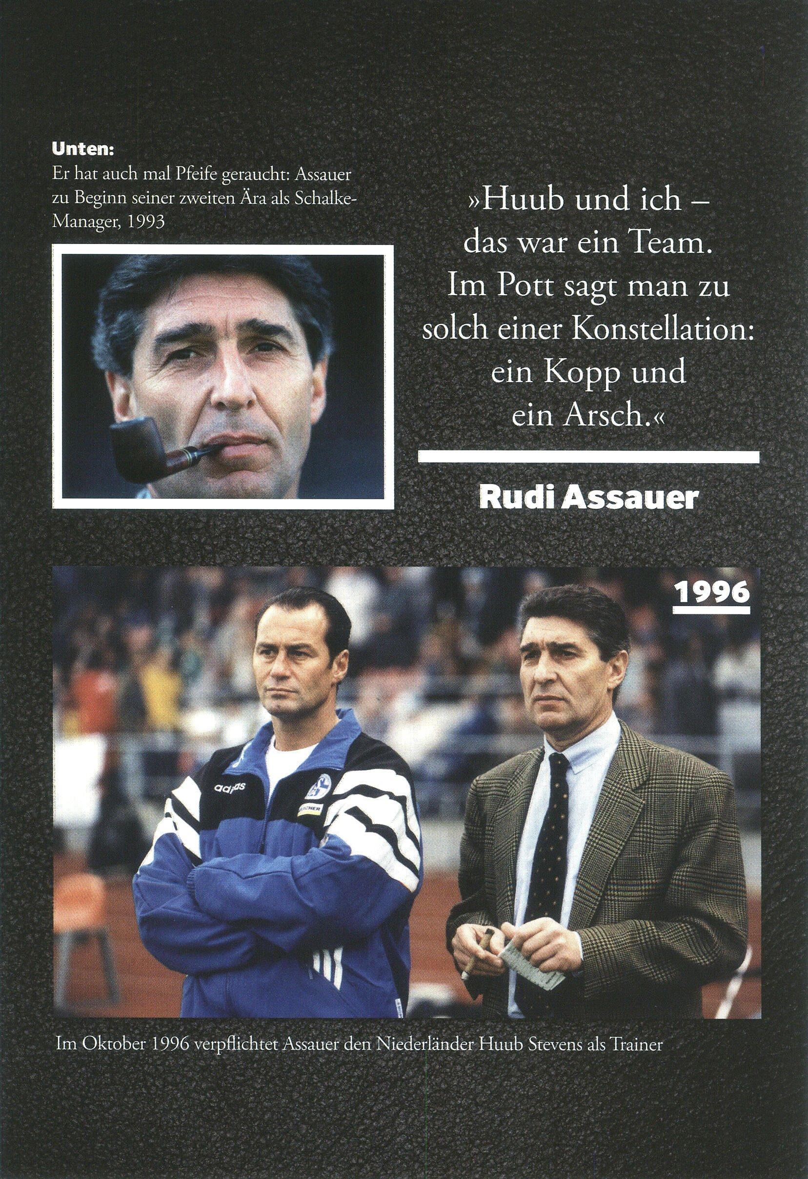 Wie Ausgewechselt Buch Von Rudi Assauer Versandkostenfrei