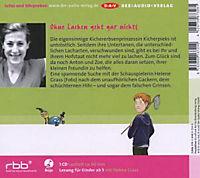 Wie die Kichererbsenprinzessin ihr Lachen zurückbekam, Audio-CD - Produktdetailbild 1