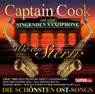 Wie ein Stern, Captain Cook Und Seine Singenden Saxophone