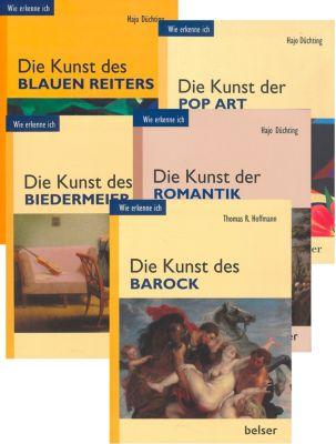 Wie erkenne ich?, 5 Bände