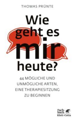 Wie geht es mir heute? - Thomas Prünte pdf epub
