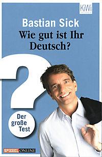 Wie gut ist Ihr Deutsch? - Produktdetailbild 1