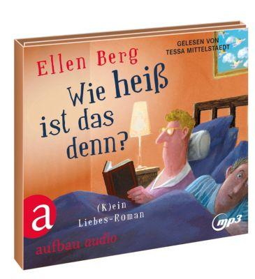 Wie heiß ist das denn?, 2 MP3-CDs, Ellen Berg
