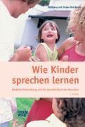 Wie Kinder sprechen lernen, Wolfgang Butzkamm, Jürgen Butzkamm