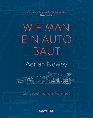 Wie man ein Auto baut, Adrian Newey