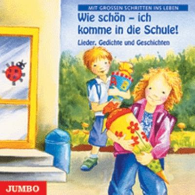 wie sch n ich komme in die schule 1 audio cd h rbuch kaufen. Black Bedroom Furniture Sets. Home Design Ideas