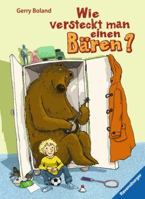 Wie versteckt man einen Bären?, Gerry Boland