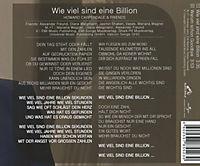 Wie Viel Sind Eine Billion (2-Track) - Produktdetailbild 1