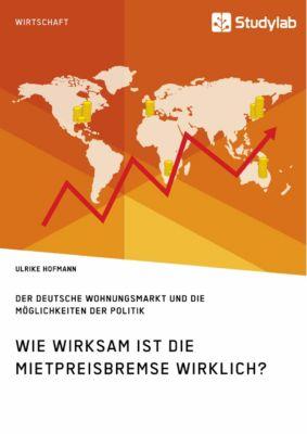 Wie wirksam ist die Mietpreisbremse wirklich? Der deutsche Wohnungsmarkt und die Möglichkeiten der Politik