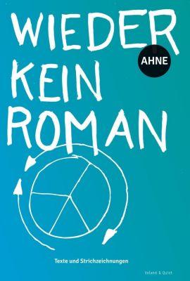 Wieder kein Roman, m. Audio-CD, Ahne