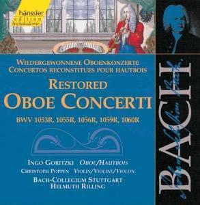 Wiedergewonnene Oboenkonzerte, Johann Sebastian Bach