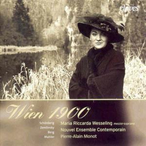 Wien 1900.Lieder Für Sopran Und Ensemble, Maria Riccarda Wesseling