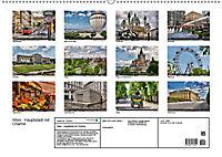 Wien - Haupstadt mit CharmeAT-Version (Wandkalender 2019 DIN A2 quer) - Produktdetailbild 1