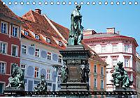 Wien und Graz. Österreichs Perlen (Tischkalender 2019 DIN A5 quer) - Produktdetailbild 1