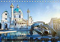 Wien und Graz. Österreichs Perlen (Tischkalender 2019 DIN A5 quer) - Produktdetailbild 2