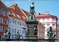 Wien und Graz. Österreichs Perlen (Wandkalender 2019 DIN A2 quer) - Produktdetailbild 1