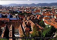 Wien und Graz. Österreichs Perlen (Wandkalender 2019 DIN A2 quer) - Produktdetailbild 3