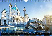 Wien und Graz. Österreichs Perlen (Wandkalender 2019 DIN A4 quer) - Produktdetailbild 2