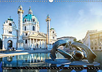 Wien und Graz. Österreichs Perlen (Wandkalender 2019 DIN A3 quer) - Produktdetailbild 2