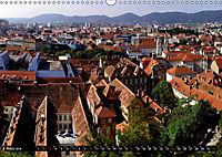 Wien und Graz. Österreichs Perlen (Wandkalender 2019 DIN A3 quer) - Produktdetailbild 3