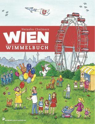 Wien Wimmelbuch, Natasha Chalmers