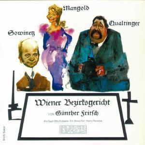 Wiener Bezirksgericht 1, Günther Fritsch