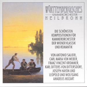 Wiener Klassik Und Romantik, Württembergisches Kammerorchester Heilbronn
