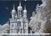 WIESBADEN - Infrarotfotografie by Kurt Lochte (Wandkalender 2019 DIN A2 quer) - Produktdetailbild 4