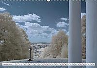 WIESBADEN - Infrarotfotografie by Kurt Lochte (Wandkalender 2019 DIN A2 quer) - Produktdetailbild 10