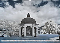 WIESBADEN - Infrarotfotografie by Kurt Lochte (Wandkalender 2019 DIN A2 quer) - Produktdetailbild 8