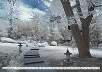 WIESBADEN - Infrarotfotografie by Kurt Lochte (Wandkalender 2019 DIN A2 quer) - Produktdetailbild 11