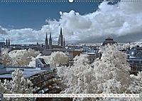 WIESBADEN - Infrarotfotografie by Kurt Lochte (Wandkalender 2019 DIN A2 quer) - Produktdetailbild 12