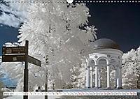 WIESBADEN - Infrarotfotografie by Kurt Lochte (Wandkalender 2019 DIN A3 quer) - Produktdetailbild 3