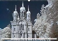 WIESBADEN - Infrarotfotografie by Kurt Lochte (Wandkalender 2019 DIN A3 quer) - Produktdetailbild 4