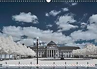 WIESBADEN - Infrarotfotografie by Kurt Lochte (Wandkalender 2019 DIN A3 quer) - Produktdetailbild 6