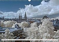 WIESBADEN - Infrarotfotografie by Kurt Lochte (Wandkalender 2019 DIN A3 quer) - Produktdetailbild 12