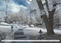 WIESBADEN - Infrarotfotografie by Kurt Lochte (Wandkalender 2019 DIN A3 quer) - Produktdetailbild 11
