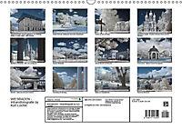 WIESBADEN - Infrarotfotografie by Kurt Lochte (Wandkalender 2019 DIN A3 quer) - Produktdetailbild 13