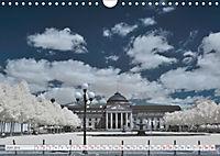 WIESBADEN - Infrarotfotografie by Kurt Lochte (Wandkalender 2019 DIN A4 quer) - Produktdetailbild 6