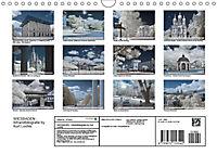 WIESBADEN - Infrarotfotografie by Kurt Lochte (Wandkalender 2019 DIN A4 quer) - Produktdetailbild 13