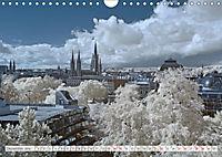 WIESBADEN - Infrarotfotografie by Kurt Lochte (Wandkalender 2019 DIN A4 quer) - Produktdetailbild 12