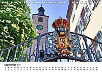 Wiesloch - Spaziergang durch die Altstadt (Tischkalender 2019 DIN A5 quer) - Produktdetailbild 3